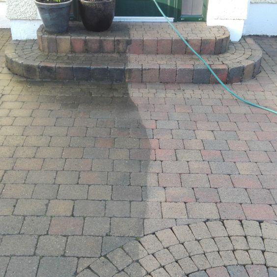 Post-Wash Paving Treatment